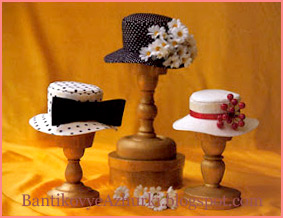 шляпки для кукол своими руками