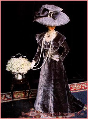 Шляпы и шляпки для кукол своими руками