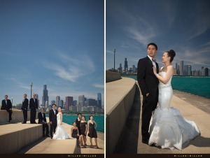 bridal-party-city-skyline