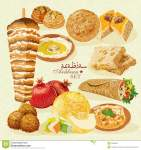 arabian-halal-food-pastries-fruit-eastern-cuisine-unated-arab-emirates-53096603